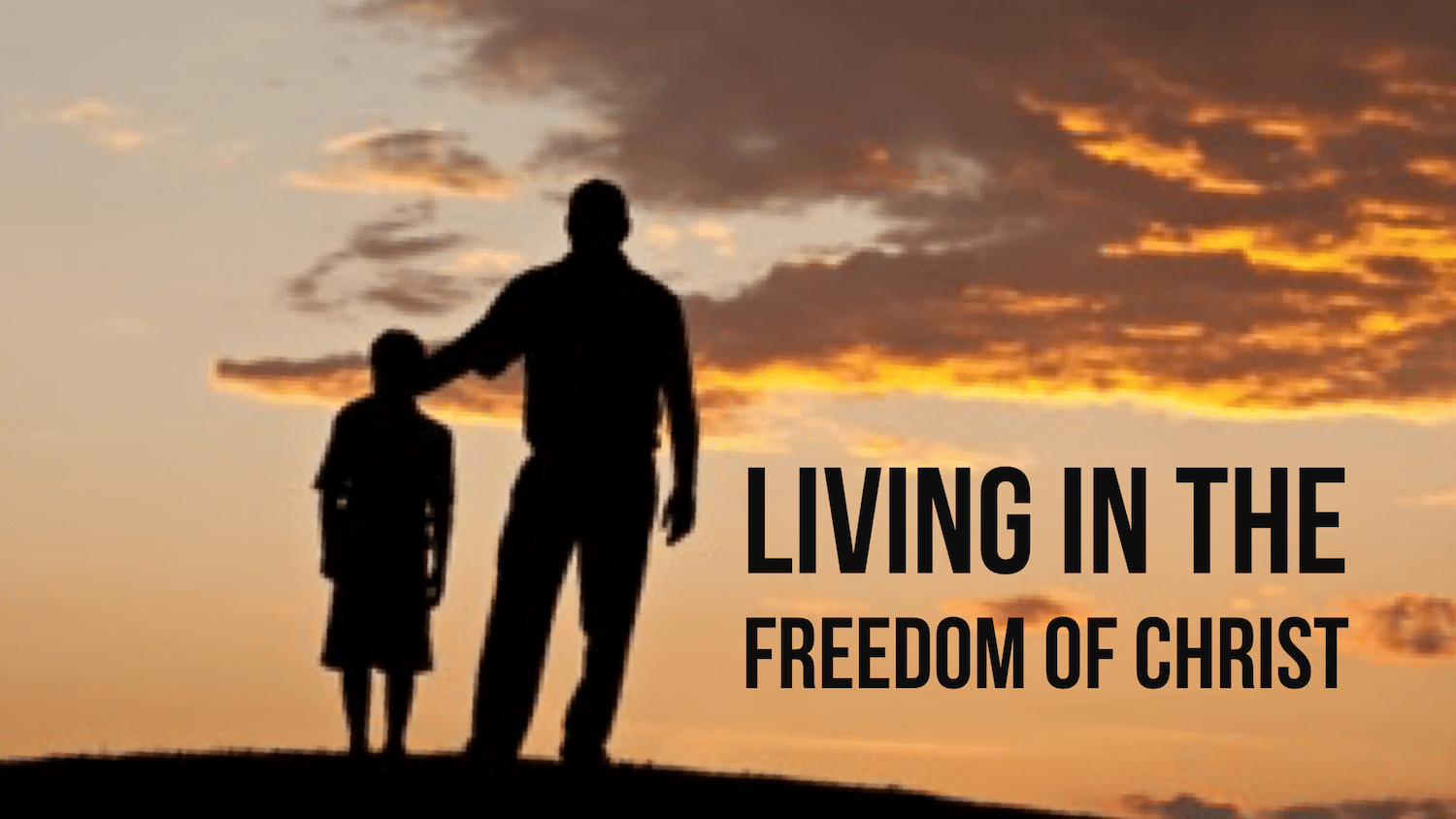 on christian freedom Undoubtedly, modern christians do not understand the meaning of christian freedom or, 'freedom in christ' observation tells us this is so we must know if we have 'freedom' and if we have.